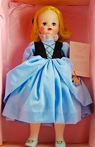 Madame Alexander - #1520 - Vintage Goldilocks Doll - Storybook Collection - 14 Inches Tall - Original Box & Tags - OOP / MIB - Rare - Collectible