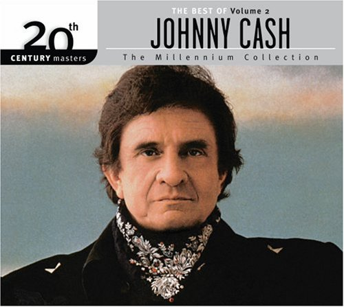 Johnny Cash Vol. 2 - Millennium Collection- 20th Century Masters (Eco-Friendly Packaging)