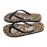 3524b3d82e735b Galleon - Betty Boop Womens Flip Flop Sandal Thong (Betsy - Natural ...
