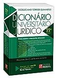 capa de Dicionário Universitário Jurídico