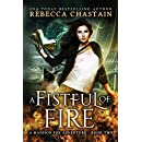A Fistful of Fire (Madison Fox, Illuminant Enforcer) (Volume 2)