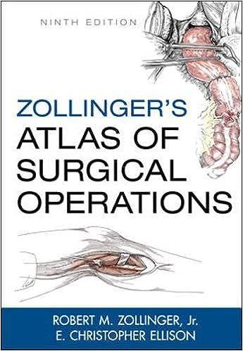 Zollinger's Atlas Of Surgical Operations por Robert M. Jr. Zollinger epub