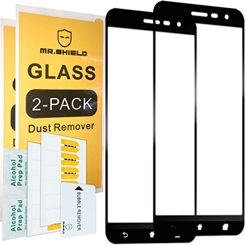 Tempered Glass Screen Protector for Asus Zenfone 3 5.2 - 7