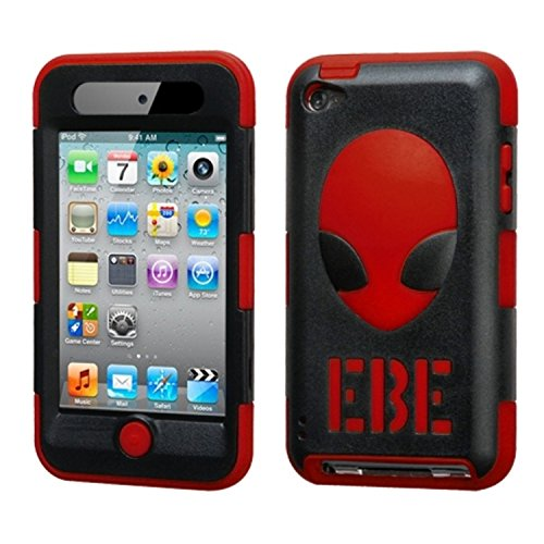 Mybat AlienHead Hybrid Protector Cover for iPod touch Gen...