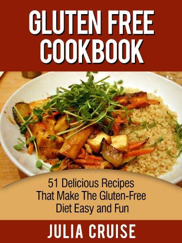amazon com gluten free cookbook 51 delicious recipes that make the