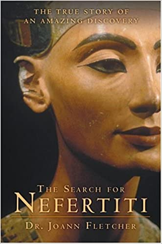 Image result for the search for nefertiti