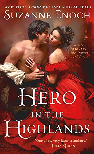 book cover of Hero in the Highlands