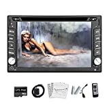 In Dash Navigation Windows 8 2015 6.2-inch Double 2-din Car DVD Player DVD/CD/MP3/MP4/USB/SD/FMAM/RDS Radio/Bluetooth/Stereo/Audio LCD Touch Screen