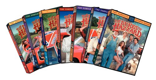The Dukes of Hazzard: The Complete TV Series by Warner Home Video