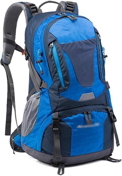 50L Sport Camping Hiking Rucksack Shoulders Bag Climbing Backpack Outdoor Travel