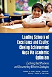 Leading Schools of Excellence and Equity, Kathleen M. Brown, 1617351199