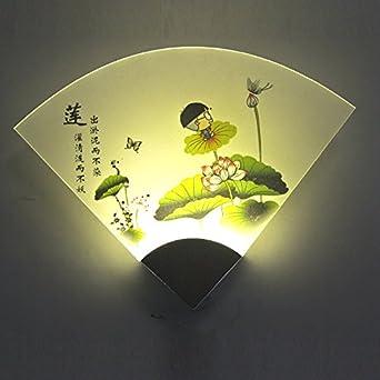 Wandleuchten, Modernen Und Einfachen Torte Ist Warm Und Kreative  Persönlichkeit Malerei Lampe Schlafzimmer Diele Treppe