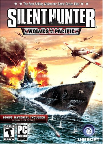Silent Hunter: Wolves of the Pacific - PC