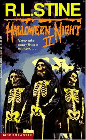Halloween Night II (Point Horror Series) -