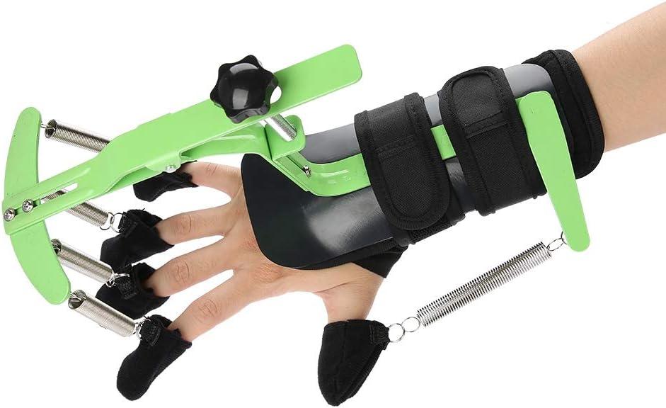 Wandisy Ejercitador ortopédico de muñeca de Dedo, Dispositivo ortopédico dinámico de muñeca y Dedo