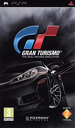 Gran Turismo - Platinum Edition (Sony PSP) by Unknown