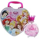 Disney Princess Magnificent Beauties Eau de Toilette Gift Set for Kids (Pack of 2)