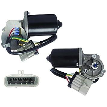 Reproductor de partes nuevo 24 V motor para limpiaparabrisas ...