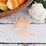 20 Piece Naughty Bachelorette Party Toothpick Set - Bridal Shower Bachelorette Party Decorations Kit Engagement Supplies Wedding Favors Decor Photo She Said Yas Same Forever Miss To Mrs. Fork Utensils