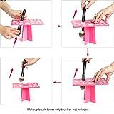 Matto Makeup Brushes Holder Organizer Rack Folding