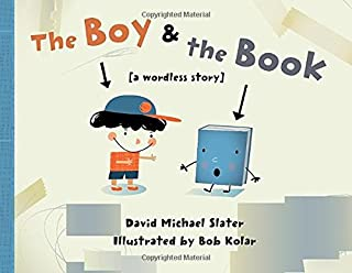 Book Cover: The Boy & the Book