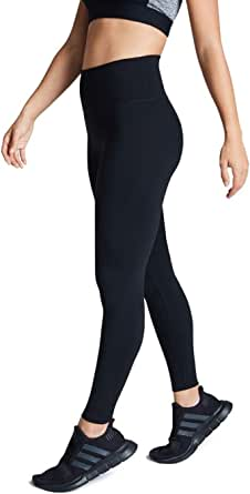 Rockwear Activewear Women's Fl Gathered Booty Tight from Size 4-18 for Full Length High Bottoms Leggings + Yoga Pants+ Yoga Tights