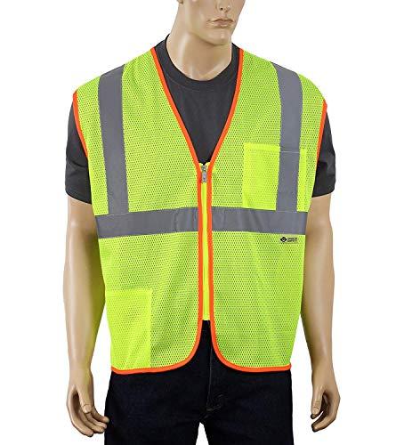 Hi Viz Vest With Led Lights in US - 5