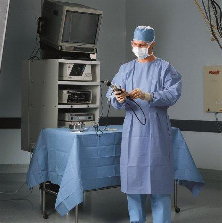 Halyard Protective Procedure Gown - 69025CS - 60 Each / Case