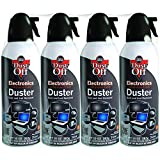 Dust-Off DPSXL4A Electronics Duster Compressed Air