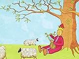"Jesus Storybook Bible, Session 16 ""The Good Shepherd"""