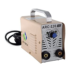 Arc Welder Inverter Welding Machine Arc120 Mma Stick Welder Dc 220v from SHENZHEN UNITWELD WELDING AND MOTOR