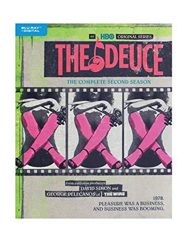 The Deuce S2 (BD + DC) [Blu-ray]