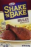 Kraft Shake N Bake BBQ Glaze Seasoned Coating Mix