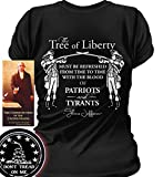 Sons of Libery The Tree of Liberty must be refreshed. Wom Black/LRG T-Shirt