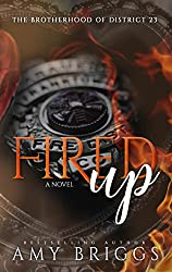 Fired Up (The Brotherhood of District 23 Book 1)