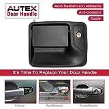 AUTEX Exterior Door Handle Compatible with F-250