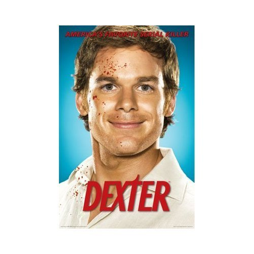 Dexter - America's Favorite Serial Killer Poster Showtime