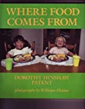 Where Food Comes From, Dorothy Hinshaw Patent, 0823408779