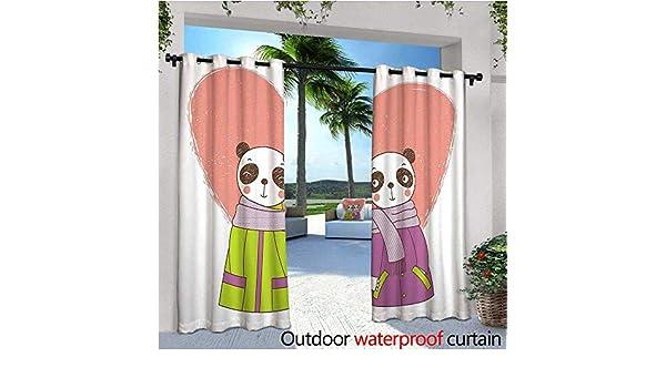Cortinas Exteriores y Exteriores de árbol de Palma, diseño Tropical, Color Verde y Blanco: Amazon.es: Jardín