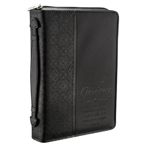 Leather Black Cover (