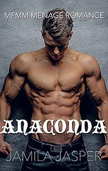 Anaconda: MMFM Menage Romance (BWWM Dark Fantasy Book 1) by [Jasper, Jamila]