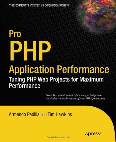 Download Pro PHP Application Performance: Tuning PHP Web Projects for Maximum Performance (Expert's Voice in Open Source) Pdf