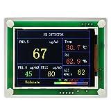2.8'' Digital Car PM2.5 Air Quality Detector Tester Meter AQI Home Gas Monitor