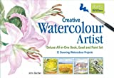Creative Watercolour Artist, John Barber, 0888508786