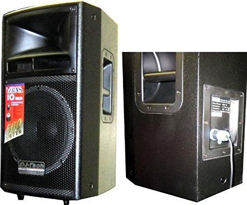 DJTECH VEGAS10MKII Sound Monitor by DJ Tech