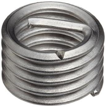 Pack of 10 E-Z Lok SK40320 Metric Helical Threaded Insert Kit 7 mm Installed Length M3.5-0.6 Thread Size 304 Stainless Steel