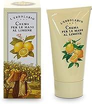 Lemon Hand Cream by L'Erbolario Lodi