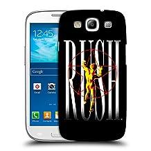 Official Rush 2112 Pentagram Key Art Hard Back Case for Samsung Galaxy Alpha