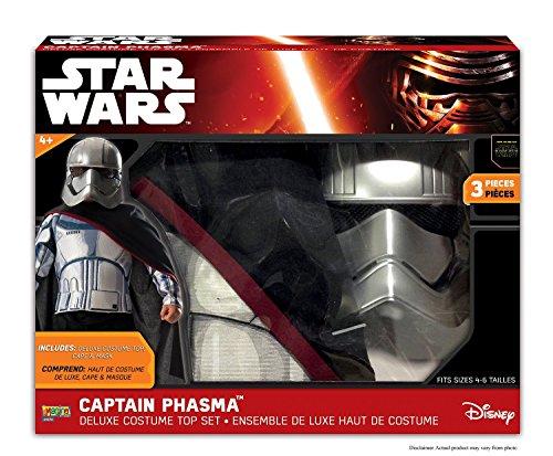 Star Wars: Episode VII The Force Awakens Dress Up Set - Captain Phasma