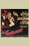 Gaslight Poster Movie B 11x17 Charles Boyer Ingrid Bergman Joseph Cotten Angela Lansbury